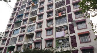 Highrise residential near Siksha Sadan School
