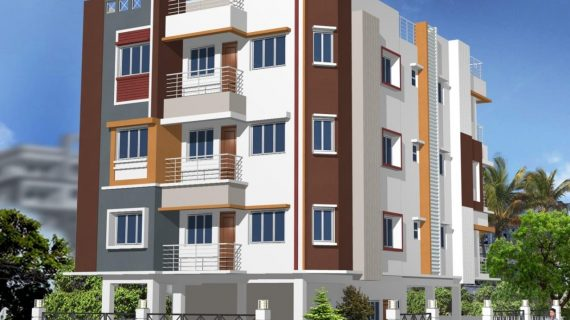 booking open 2bhk flat at kamalgazi