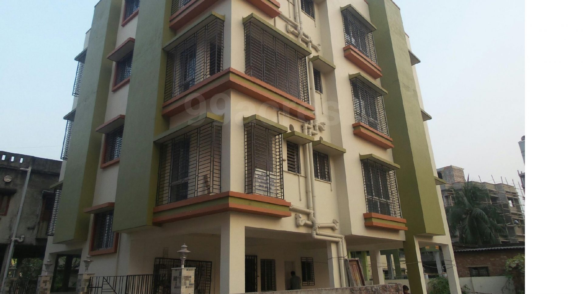 Flat near Devi Shetty Hospital, Naybad